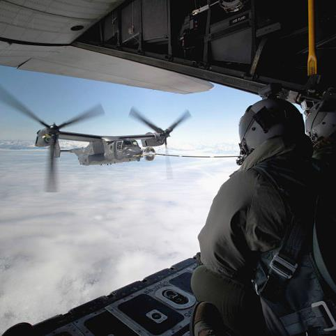Cobham AAR helps USAF Special Operations aircraft get home safely