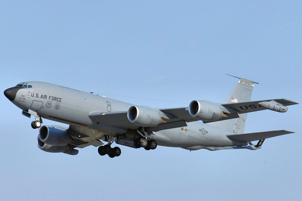 Boeing KC-46 program completes flutter tests