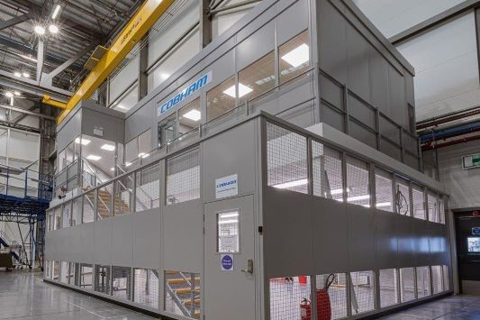 Cobham Mission Systems Expands Facilities at  Royal Air Force Brize Norton