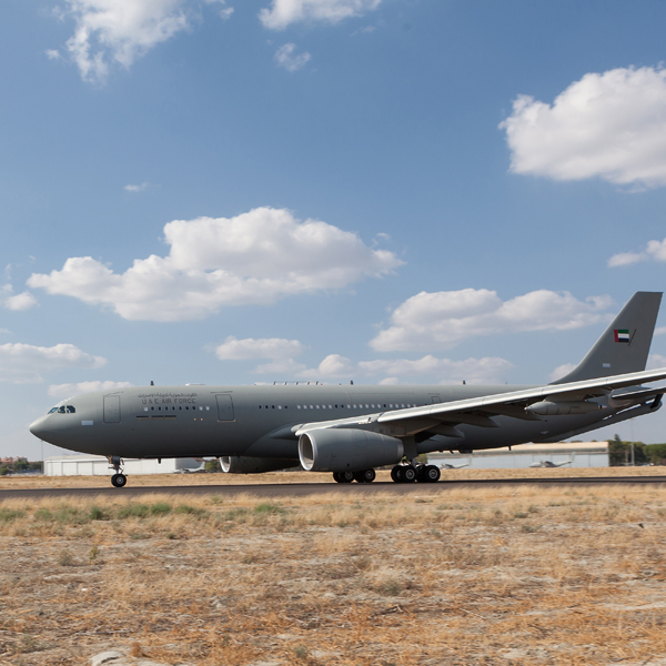 UAE receives first A330 MRTT aircraft